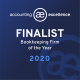 Bookkeeping Firm of the Year - Finalist - IG
